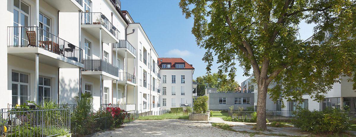 Ehemaliges Krankenhaus Ingolstadt