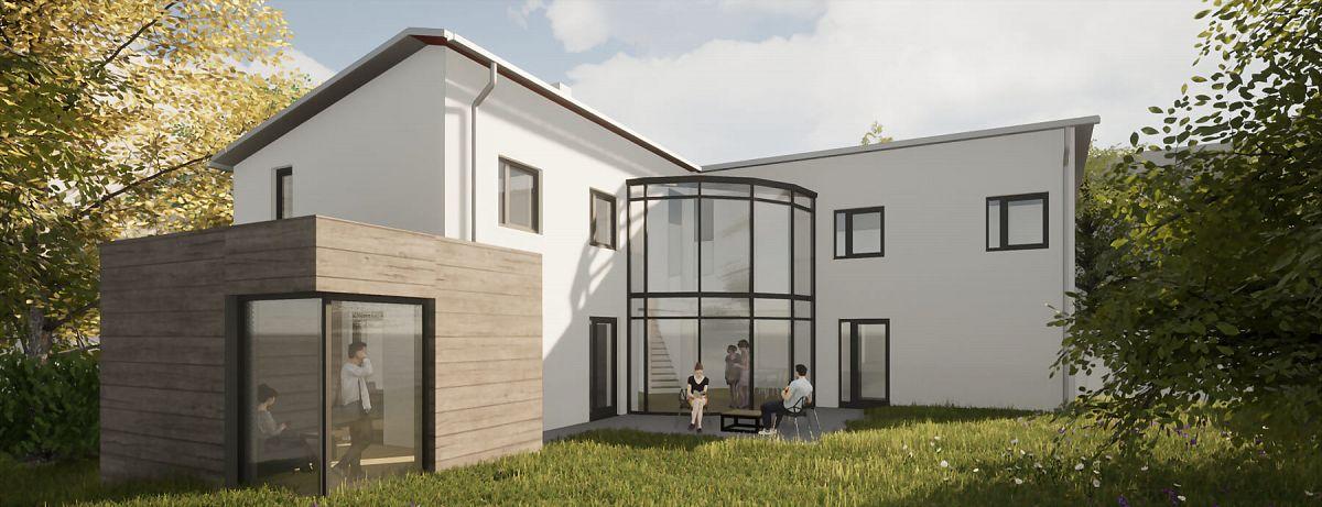 Umbau Villa in Ingolstadt-Dünzlau