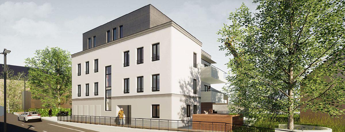 Neubau Passauer Straße 18