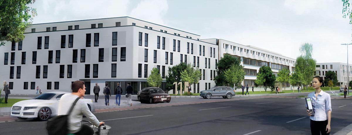 Neubau Mehrzweckgebäude